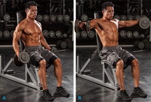 mave muskler øvelse