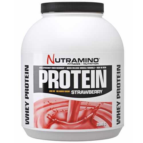 Nutramino proteinpulver fra billig-fitness.dk