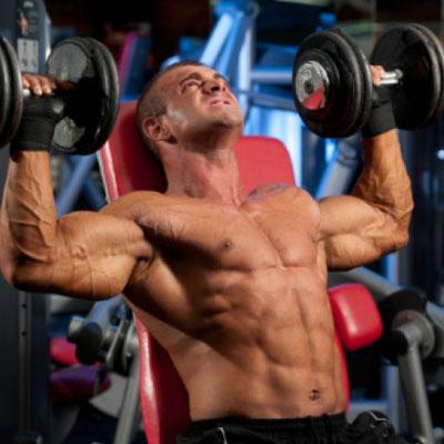 Skulder-styrketræningsøvelse
