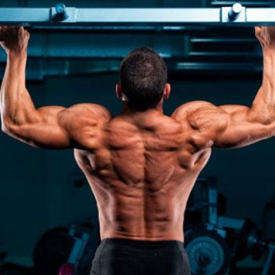 ryg-styrketræningsøvelse