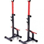 semi pro squat rack