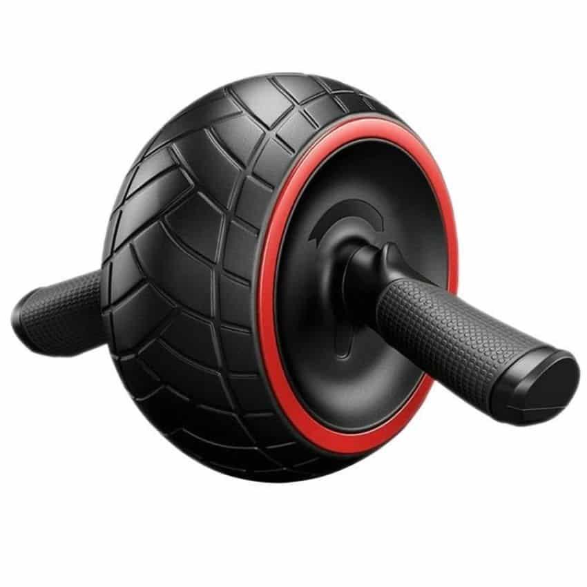 Rødt ab wheel