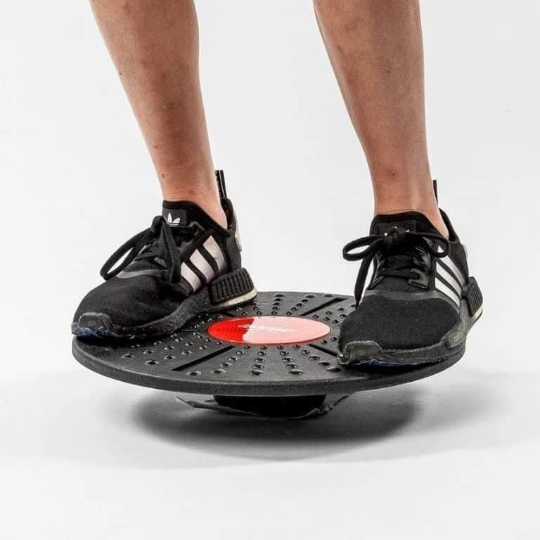 Balancebræt og fødder