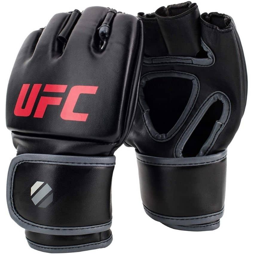 Sorte MMA handsker