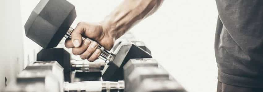 Gode øvelser med håndvægte