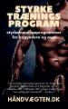 E-bog med 5 styrketræningsprogrammer
